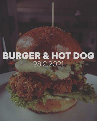 Restaurace Stodola: Burger & Hotdog – 28.2.2021