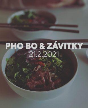 Restaurace Stodola: Pho Bo & závitky – 21.2.2021