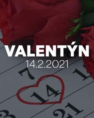 Restaurace Stodola: Valentýnské menu – 14.2.2021