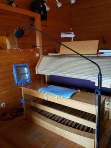 Elektronické varhany nahradily ty původní akustické, které shořely.