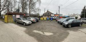 Příležitost pro vybudování místa k přecházení: parkoviště bude Sokol rekonstruovat.