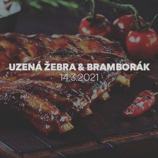 Restaurace Stodola vneděli: Uzená žebra & bramboráček – 14.3.2021