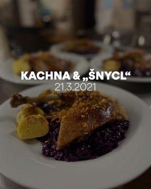 Restaurace Stodola: Kachna ašnycl – 21.3.2021