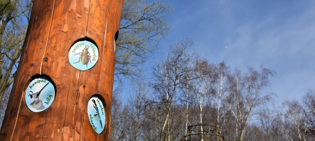Petr Žižka: Přírodní park Hrabovjanka se probudil do jara