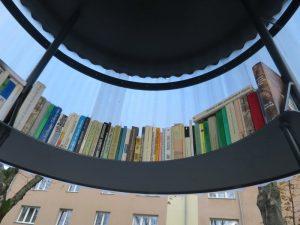 Knihobudka ve Vratimově | zdroj: www.knihovna-vratimov.cz