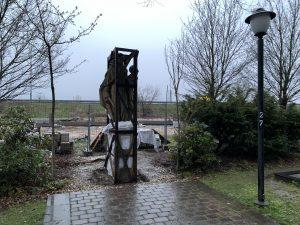 Památník se přesová na nové místo