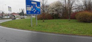 (FOTO) Zelená Hrabová: ŘSD uklidilo nepořádek usjezdu do Hrabové