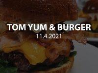 Restaurace Stodola: Tom Yum & Burger - 11.4. 2021