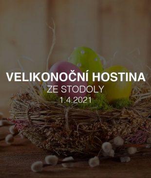 Restaurace Stodola: Nedělní menu – 4.4.2021