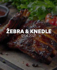 Restaurace Stodola: Žebra a knedle - 25.4. 2021
