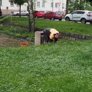 (FOTO) Dorota Kubešová: Děkujeme za údržbu parku na Šídlovci