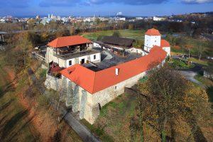 Slezskoostravský hrad | Foto: archiv Černá louka s.r.o.