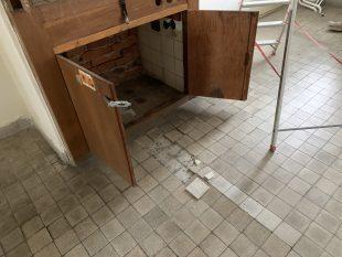 (FOTO) ZŠ Hrabová: Rekonstrukce kabinetu fyziky