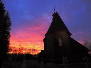 (FOTO) Vzpomínkové fotky kostelíku vHrabové