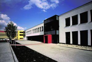 Dům roku 2005 - Sídlo a výrobní základna společnosti MERKO CZ a.s., rekonstrukce, Ostrava-Hrabová | Autor: mapy.ostrava.cz
