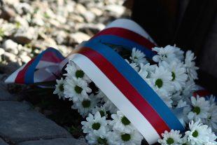 (FOTO) Uctění památky obětí druhé světové války