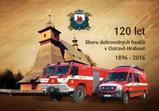 (FOTO aVIDEO) Zpátky do minulosti: Almanach ke 120 letům hasičů vHrabové