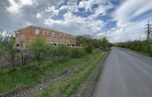 (FOTO) Řadové domy na ulici UŘeky