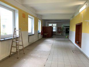(FOTO) Ve škole je vymalováno;-)