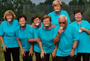 (FOTO) Sportovní klání seniorů