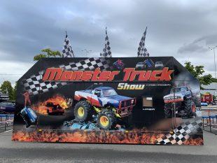 Monster Truck Show Zelenay vOstravě-Hrabové